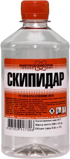 Нижегородхимпром скипидар (500 мл)