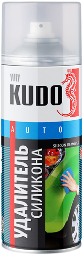 Kudo Auto Silicon Remover удалитель силикона (520 мл)