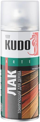 Kudo Arte Tinting & Primer лак тонирующий для дерева