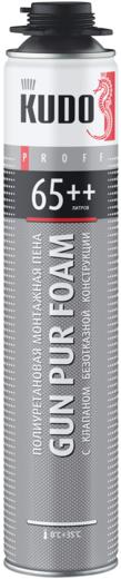 Gun pur foam 65++ профессиональная летняя 1000 мл пистолетная