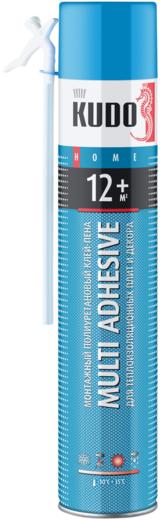 Kudo Home Multi Adhesive 12+ монтажный полиуретановый клей-пена (750 мл)