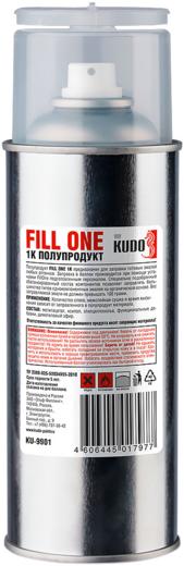 Kudo Fill One 1K полупродукт (520 мл)