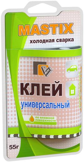 Mastix холодная сварка клей универсальный (55 г тюбик)