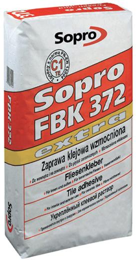 Fbk 372 extra укрепленный клеевой 25 кг
