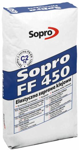Sopro FF 450 эластичный клеевой раствор