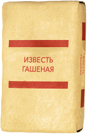 известь гашеная (30 кг)