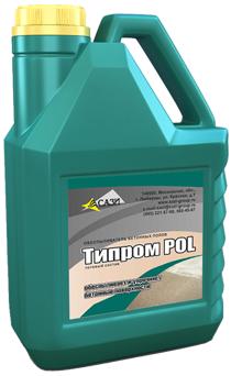 Типром POL обеспыливатель бетонных полов готовый состав