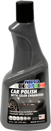 Abro Color Car Polish With Enhancers автополироль цветной