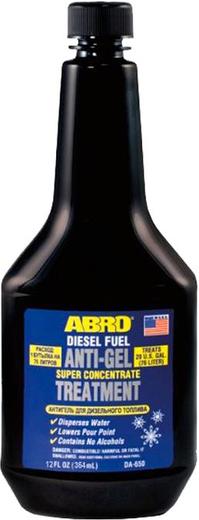 Abro Anti-Gel Treatment антигель для дизельного топлива (354 мл)