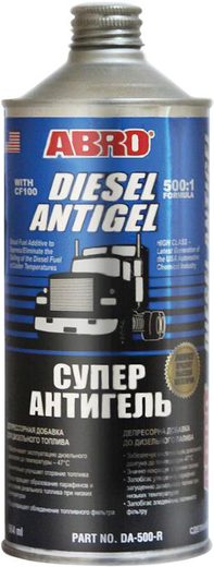 Abro Platinum Diesel Antigel супер антигель