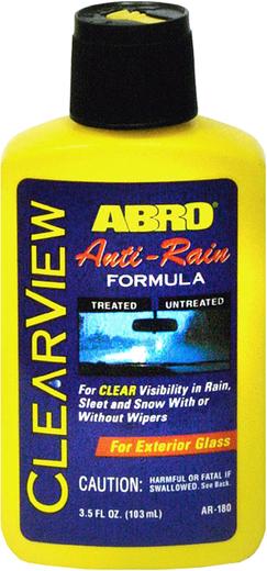 Abro ClearView Anti-Rain Formula антидождь (103 мл)