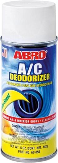 Abro A/C Deodorizer очиститель-дезодорант кондиционеров (142 г)