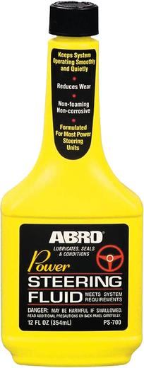 Abro Power Steering Fluid жидкость для гидроусилителя руля эконом (946 мл)