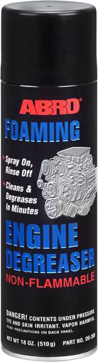 Abro Foaming Engine Degreaser очиститель двигателя пенный