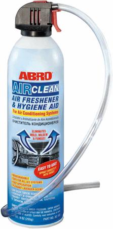 Abro Air Clean очиститель кондиционеров (255 г)
