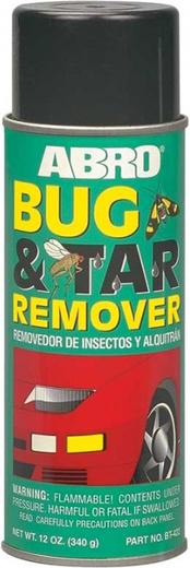 Abro Bug & Tar Remover очиститель битума и следов насекомых (340 г)