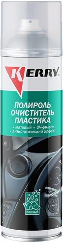 Kerry пенный полироль-очиститель пластика (355 мл) ваниль