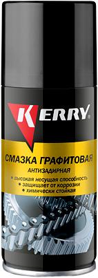 Kerry смазка графитовая антизадирная универсальная (210 мл)