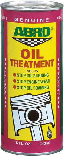 Abro Oil Treatment присадка в масло (443 мл)