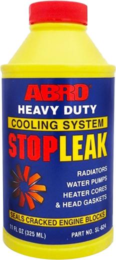 Abro Stop Leak герметик радиатора жидкий