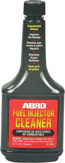 Abro Fuel Injector Cleaner очиститель инжекторов (354 мл)
