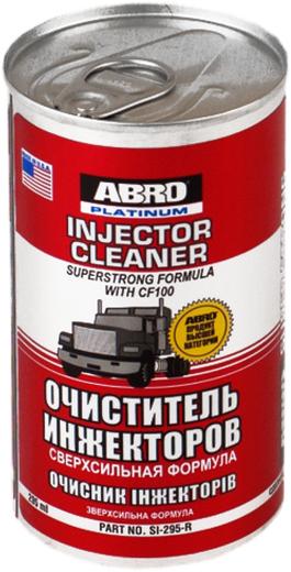 Abro Platinum Injector Cleaner очиститель инжекторов сверхсильная формула (295 мл)