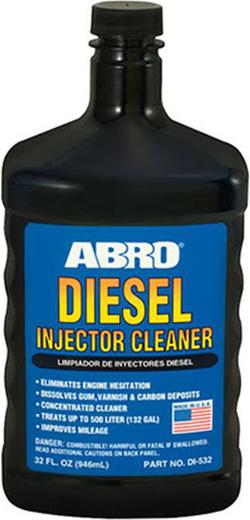 Abro Diesel Injector Cleaner очиститель дизельных инжекторов (354 мл)