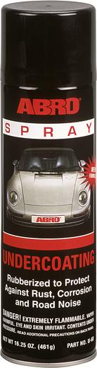 Abro Spray Undercoating антикор-спрей