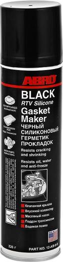 Abro Gasket Spray RTV Silicone герметик прокладок (42.5 г) серый