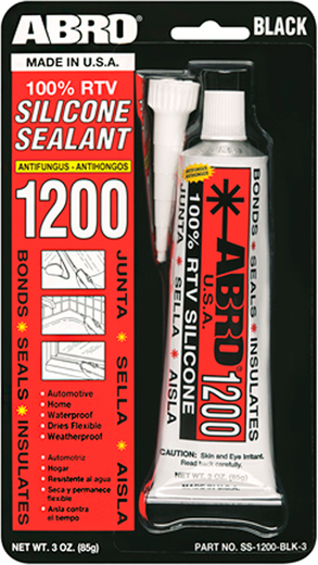 1200 100% rtv silicone sealant силиконовый универсальный 85 мл белый