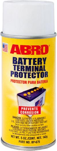 Abro Battery Terminal Protector защита клемм аккумулятора