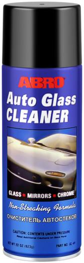 Abro Auto Glass Cleaner очиститель автостекол (623 г)