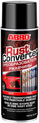 Abro Rust Converter преобразователь ржавчины аэрозольный