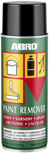 Abro Paint Remover смывка краски-спрей