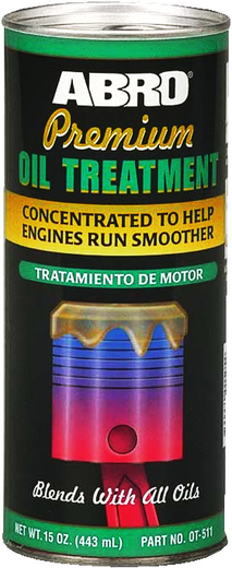 Abro Premium Oil Treatment присадка в масло