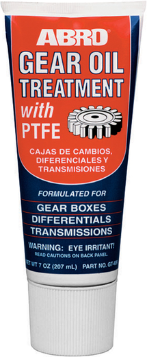 Abro Gear Oil Treatment with PTFE присадка в трансмиссионное масло (207 мл)