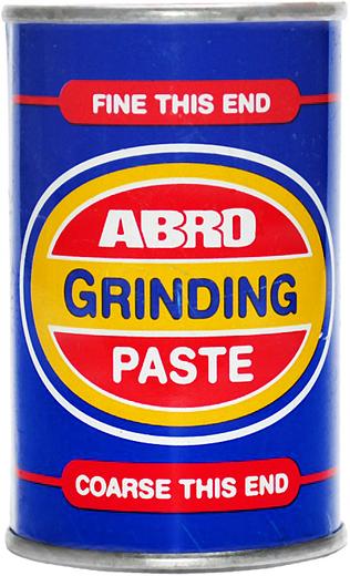 Abro Grinding Paste паста притирочная мелкозернистая и крупнозернистая (140 г)