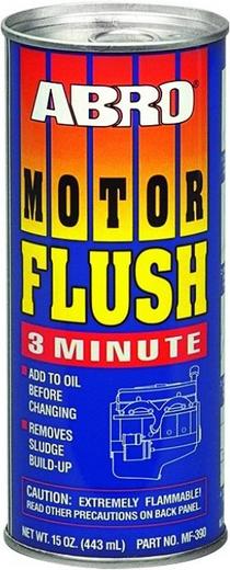 Abro Motor Flush 3 Minute промывка двигателя