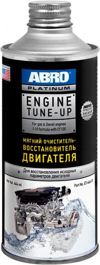 Abro Platinum 5 Minute Motor Flush 5-минутная промывка двигателя (444 мл)