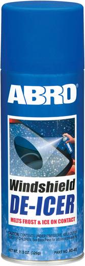 Abro Windshield De-Icer размораживатель стекол (326 г)