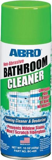 Abro Non-Abrazive Bathroom Cleaner очиститель ванн (425 г)