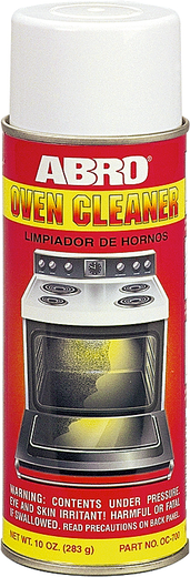 Abro Oven Cleaner очиститель духовок (283 г)