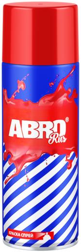 Abro Rus Spray Paint акриловая краска-спрей для внутренних и наружных работ (473 мл) зеленая №77