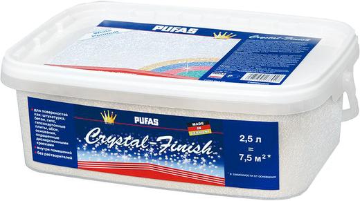 Пуфас Crystal-Finish кристалл-финиш (2.5 л)
