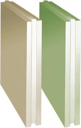 Волма пазогребневая плита полнотелая влагостойкая (ПГП 0.667*0.5 м/80 мм)