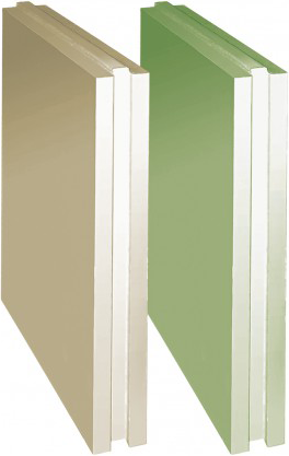 Волма пазогребневая плита полнотелая (ПГП 0.667*0.5 м/80 мм)