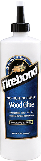 Titebond No-Run No-Drip Wood Glue клей для дерева