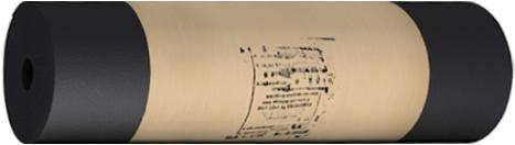 Омега-Строй П-350 пергамин (1*20 м) (14 кг/м2)