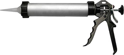 Пистолет для мягких алюминиевых картриджей Mapei корпусной