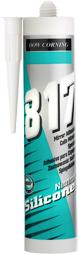 Dow Corning 817 нейтральный силиконовый герметик (310 мл) белый